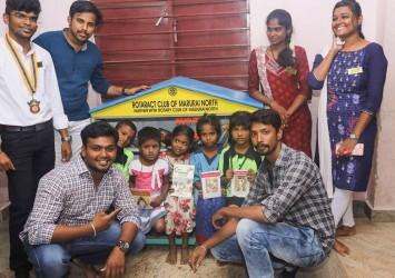 Madurai Rotaractors hold niche programmes